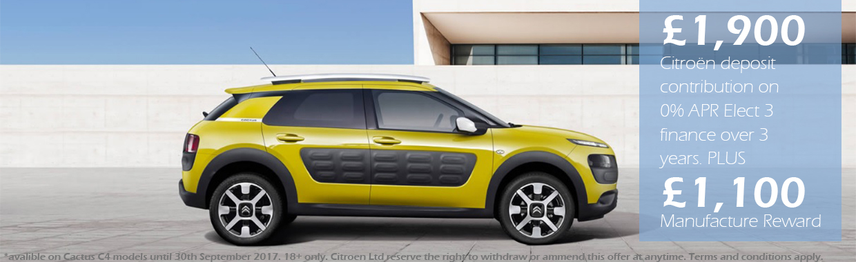 Citroën New Cars