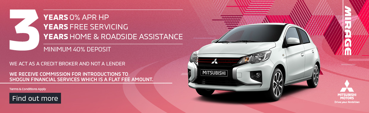Mitsubishi New Cars
