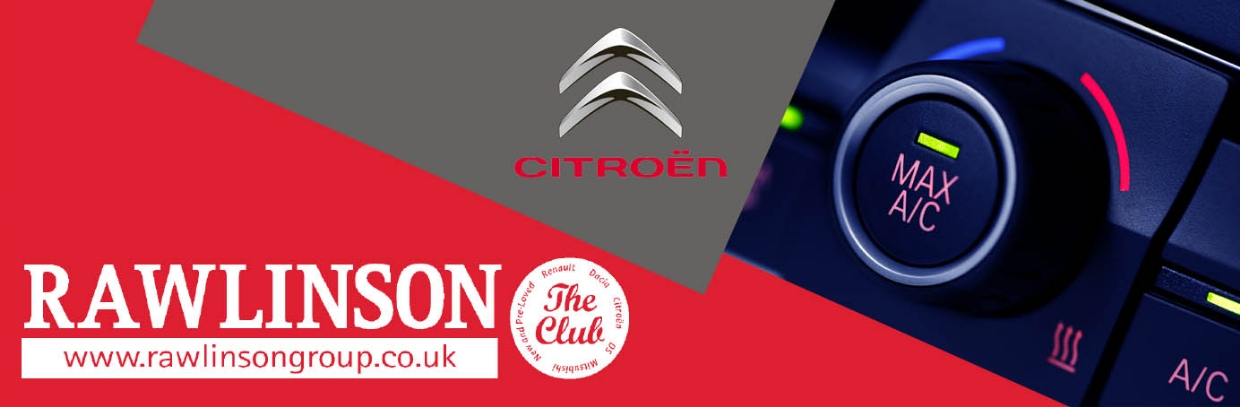 Citroën Air Conditioning Clean and Regass from £69*