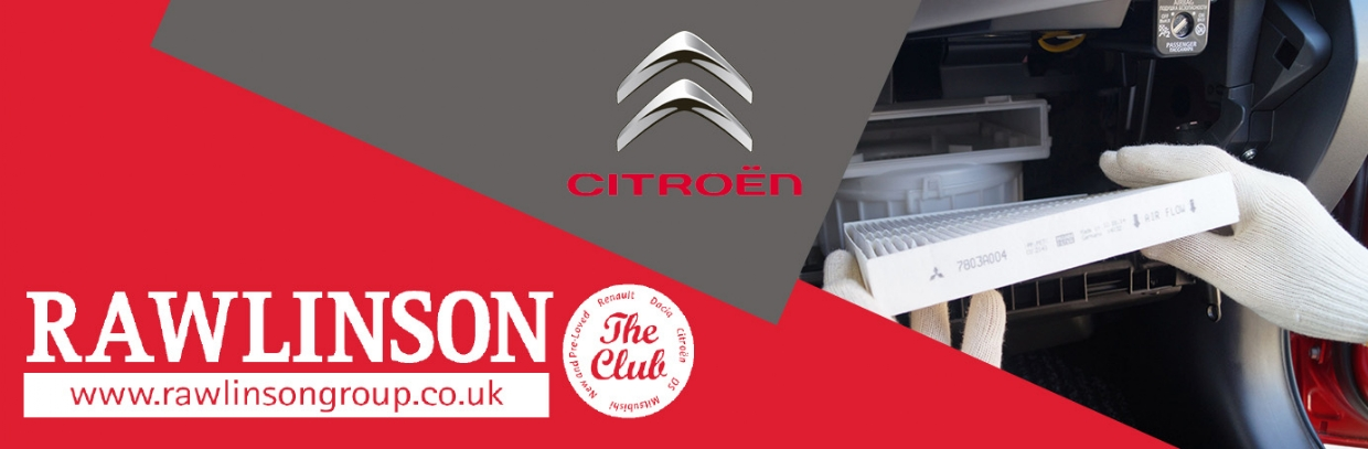 Citroën Cabin Filter Replacement from £59*