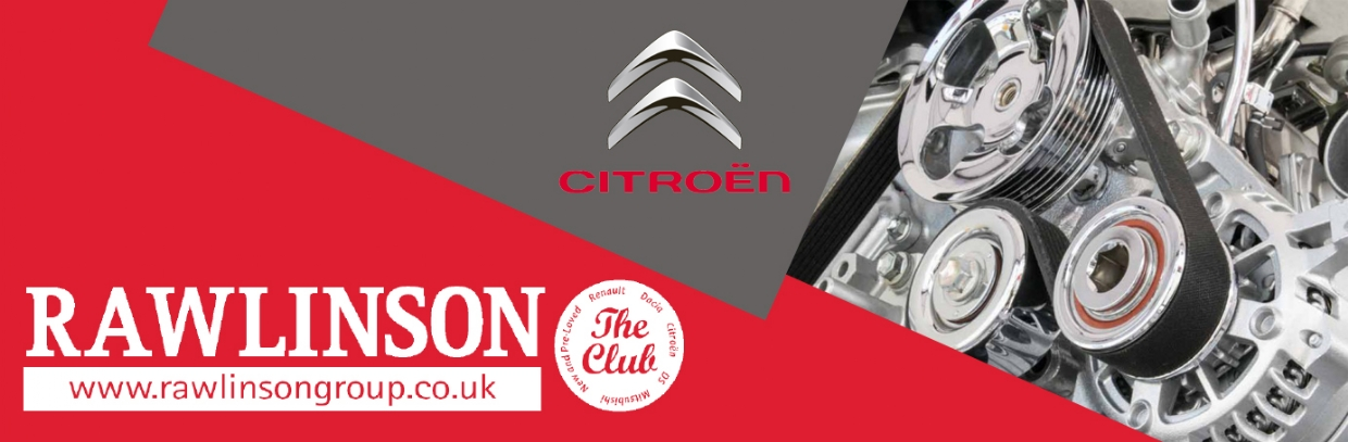 Citroën AUX Belt Replacement from £259*
