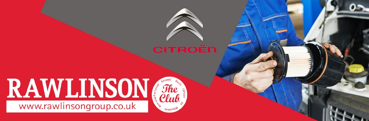 Citroën Fuel Filter Replacement from £69*