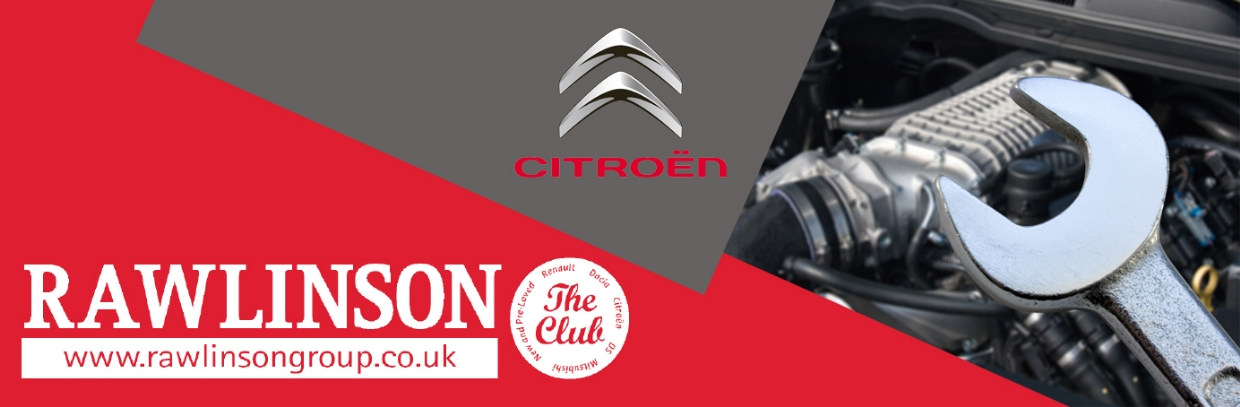 Citroën Fixed Price Servicing from £190*