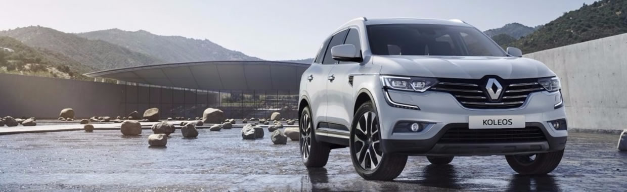 New Renault Koleos offer