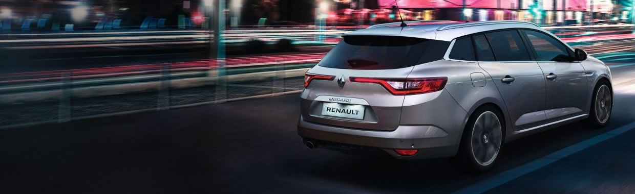 New Renault Megane Tourer offer