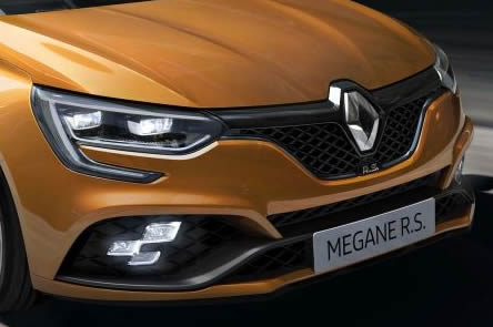 New Megane R.S. 300 EDC Contract Hire Offers