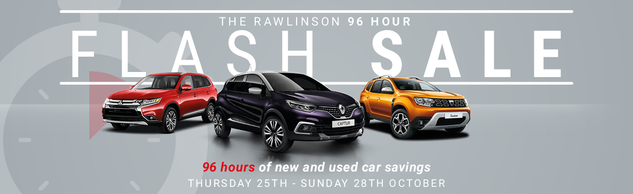 Rawlinson Group New & Used Car Event