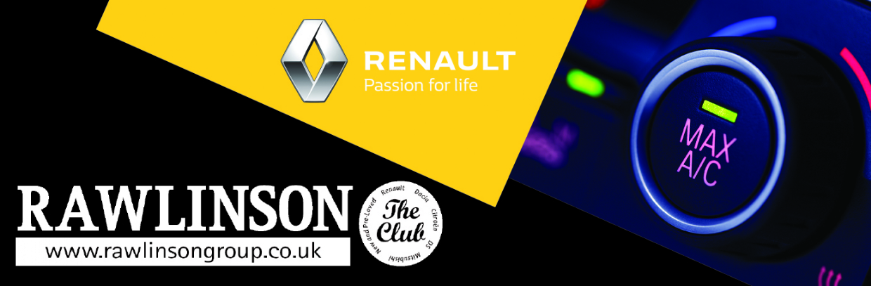 Renault Air Conditioning Clean and Regass From £69*