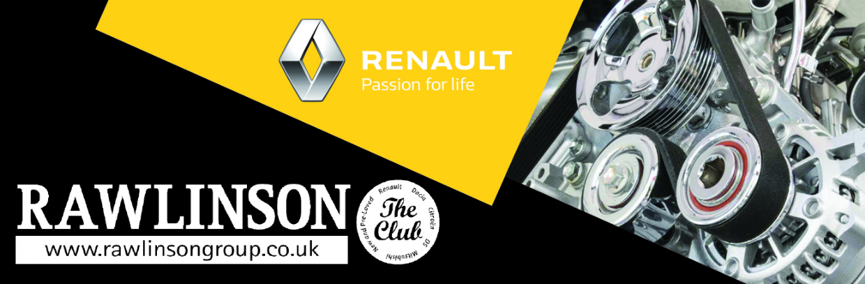 Renault AUX Belt Kit Replacement From £259*