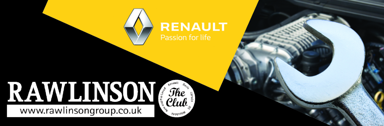 Renault Fixed Price Servicing From £190*
