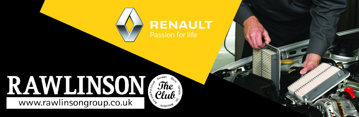 Renault Air Filter Replacement From £51*