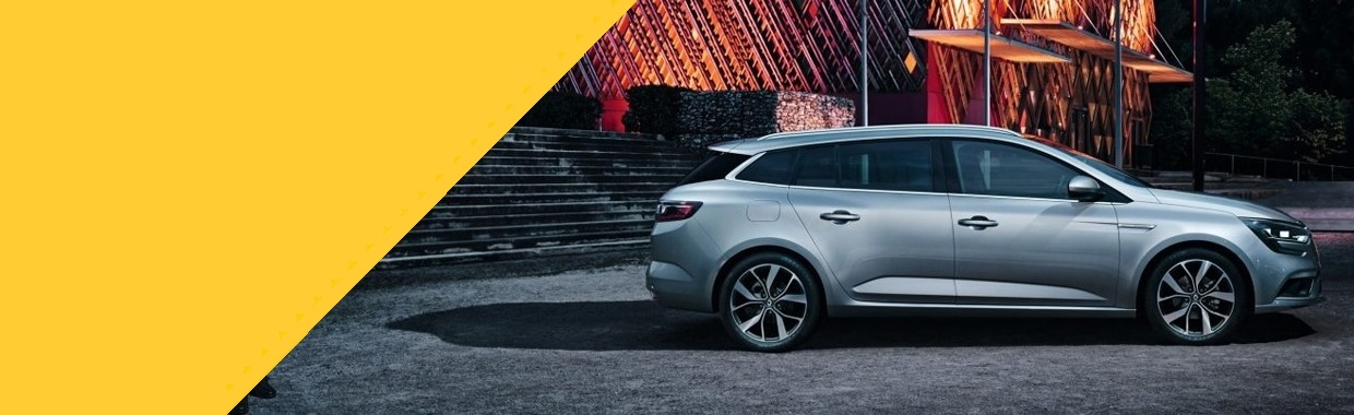 New Renault New Megane Sport Tourer offer