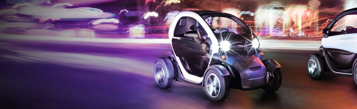 New Renault Twizy offer