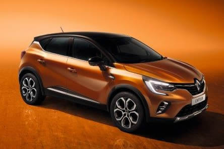 ALL- New Renault Captur