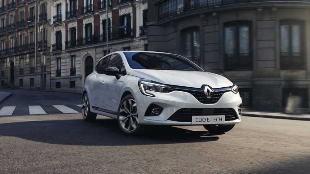 All New Clio E-TECH Hybrid