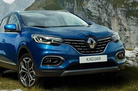 Renault Kadjar Play, Iconic, GT and S Line Offers