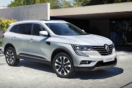 Renault Koleos Iconic and GT Line  PCP Offers