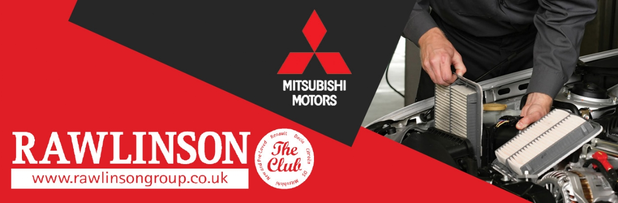 Mitsubishi Air Filter Replacement From £51*