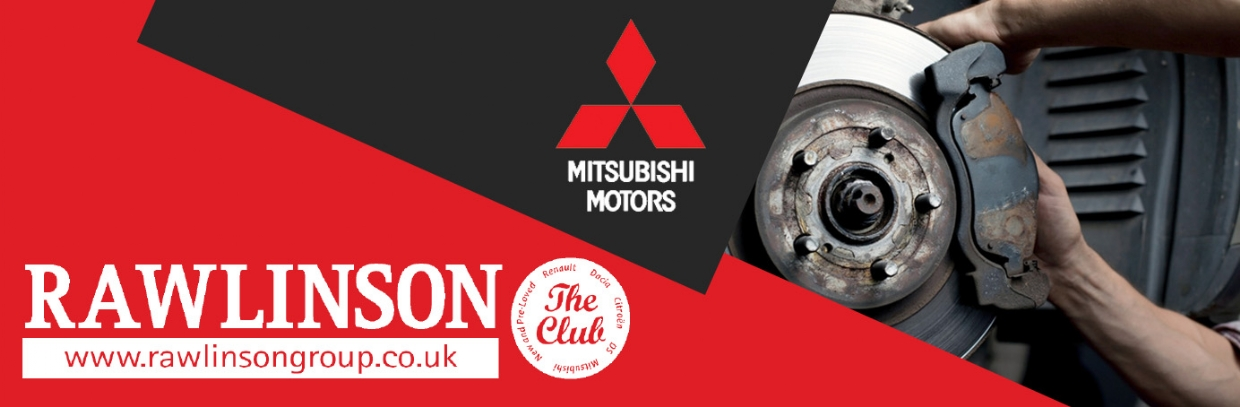 Mitsubishi Brake Pad Replacement From £150*