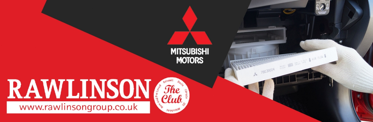 Mitsubishi Cabin Filter Replacement From £59*