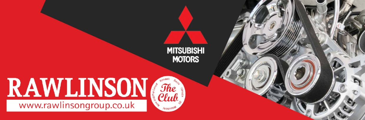 Mitsubishi Aux Belt Replacement From £259*