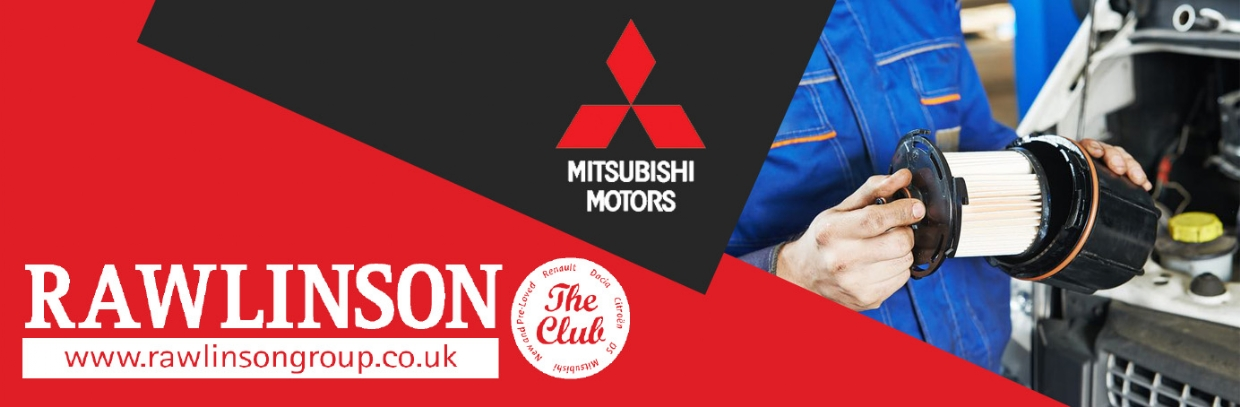 Mitsubishi Fuel Filter Replacement From £69*