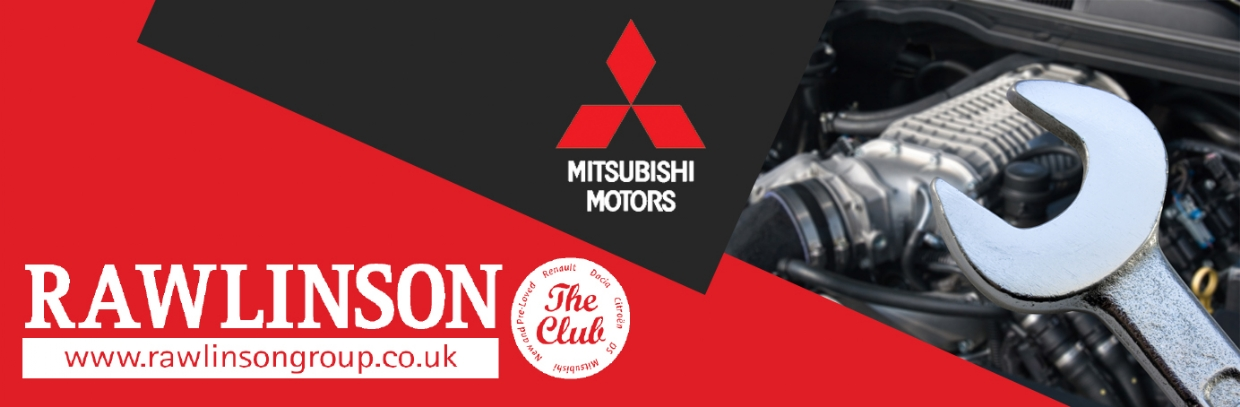 Mitsubishi Fixed Price Servicing From £190*