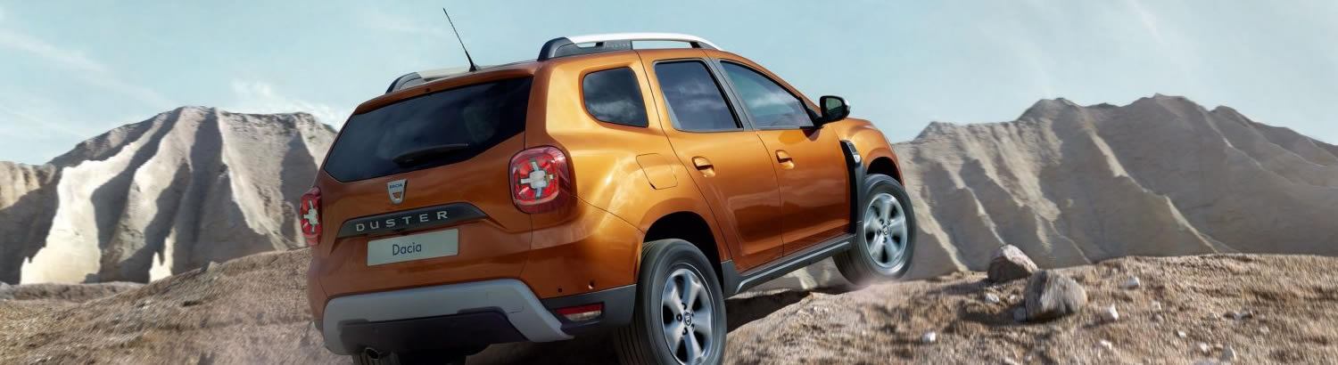 New Dacia New Duster offer