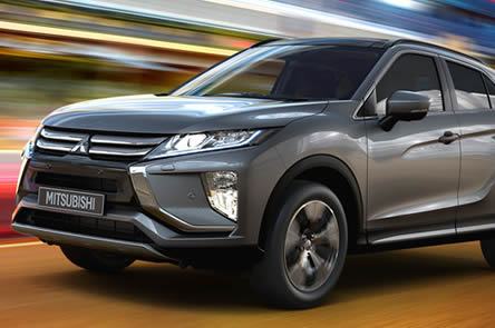 Eclipse Cross Low Rate HP Offers