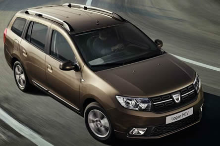 Dacia Logan Contract Hire Offer